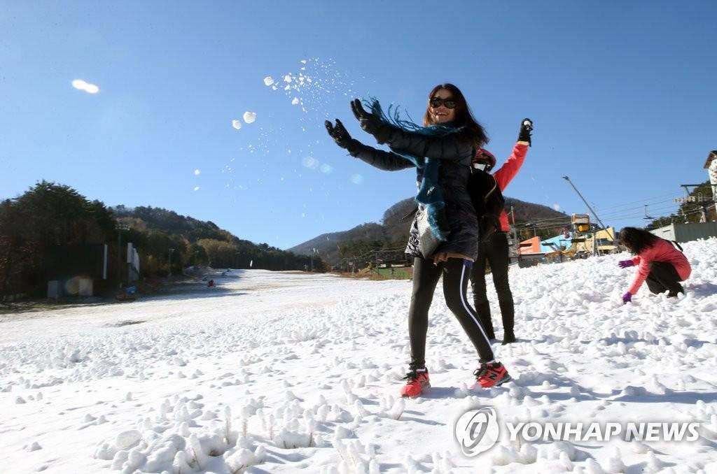 韩国观光公社将在京办冬季旅游推介会