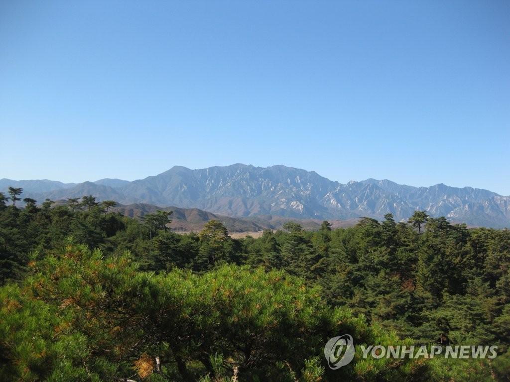 韩统一部:向朝提议重启金刚山旅游报道不属实