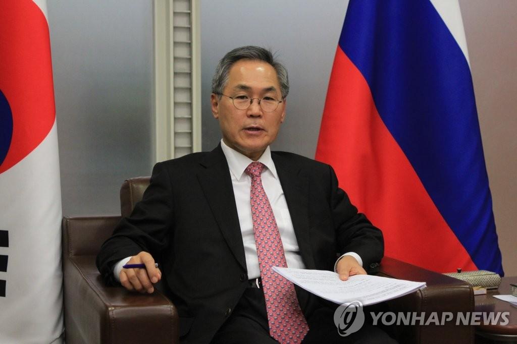 韩驻俄大使:金正恩访俄时间尚难预料