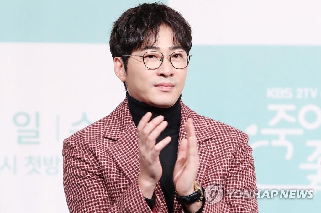 演员姜志焕涉嫌性暴力被拘