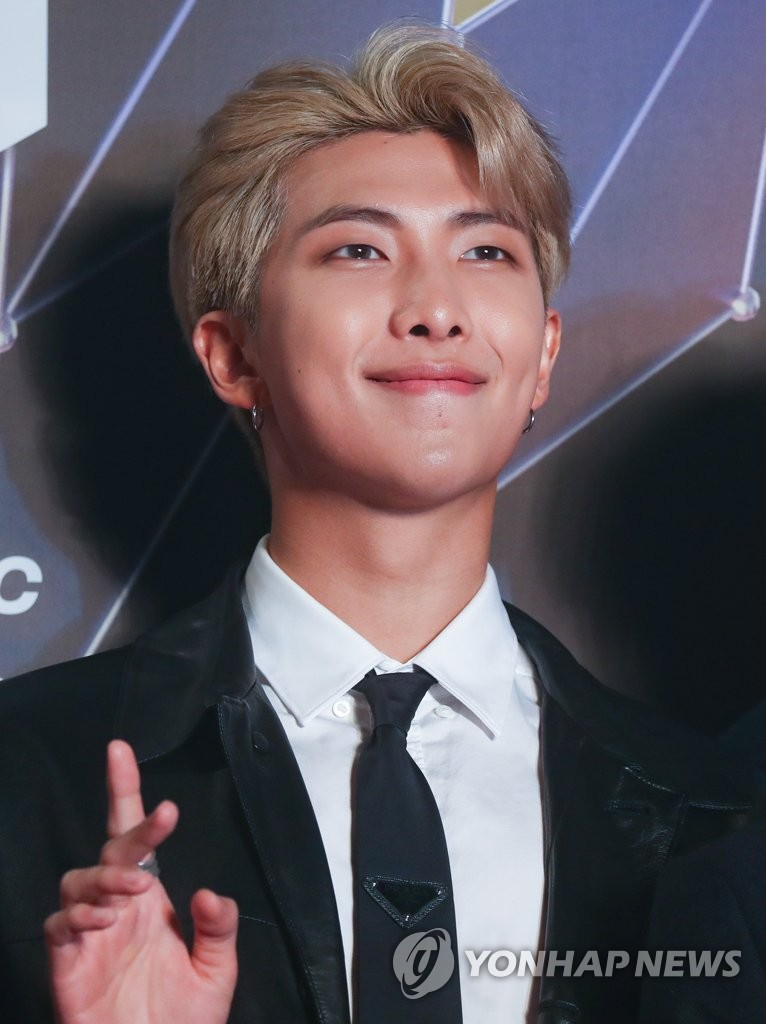 BTS队长RM