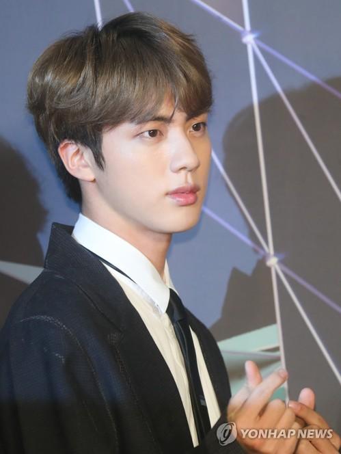 BTS成员Jin