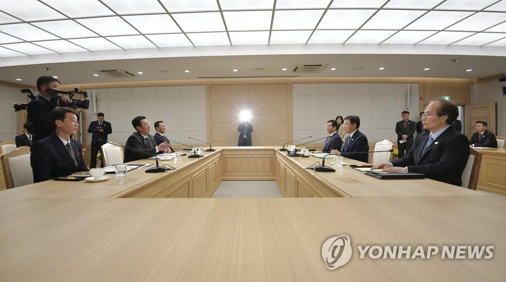 详讯:韩朝商定年内试点互换传染病信息