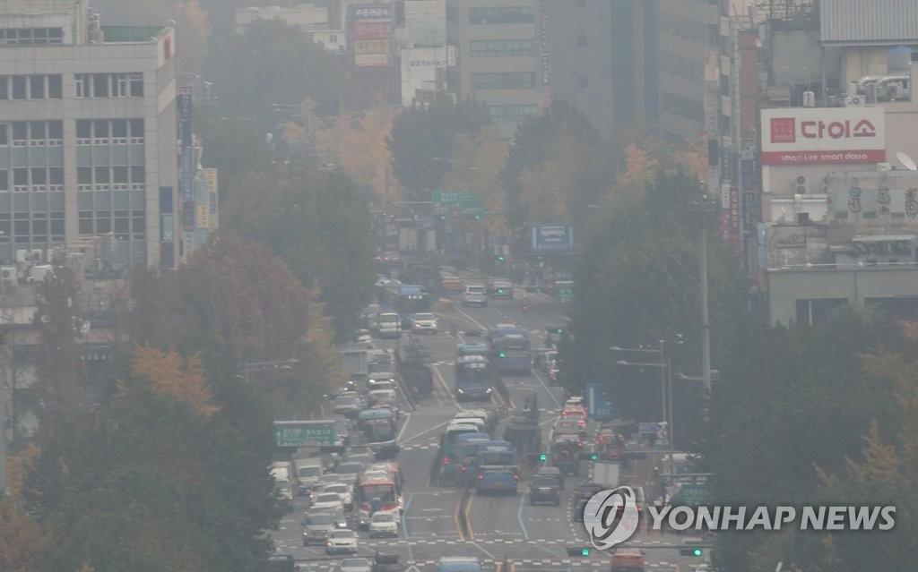 韩推减污治霾新策 全面取消柴油车补贴