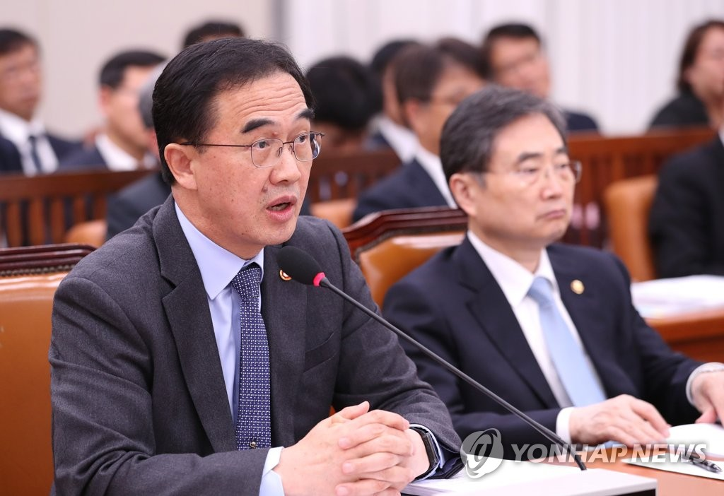 韩统一部长:金正恩年内有可能且有必要访韩