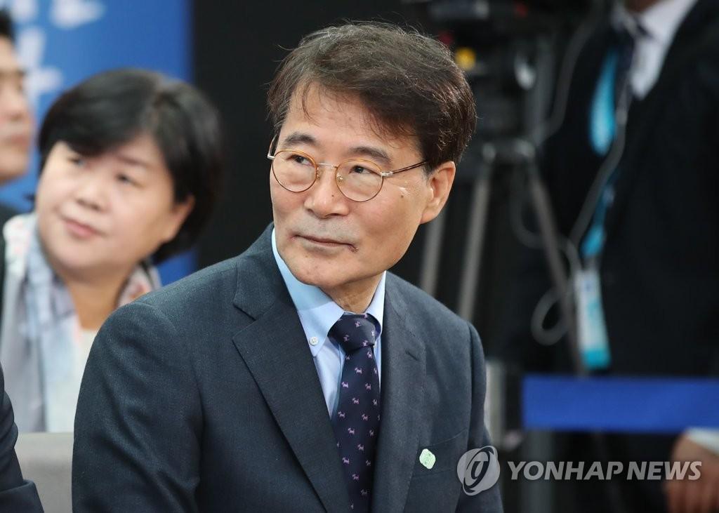 韩前幕僚张夏成被正式任命为驻华大使