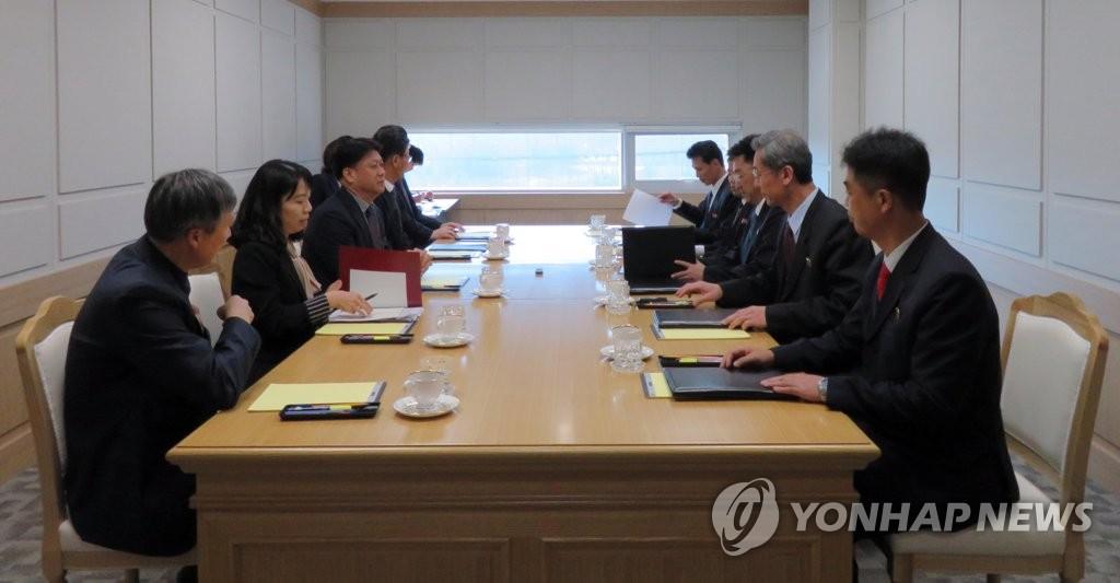 韩国在为韩朝公路联合考察争取制裁豁免