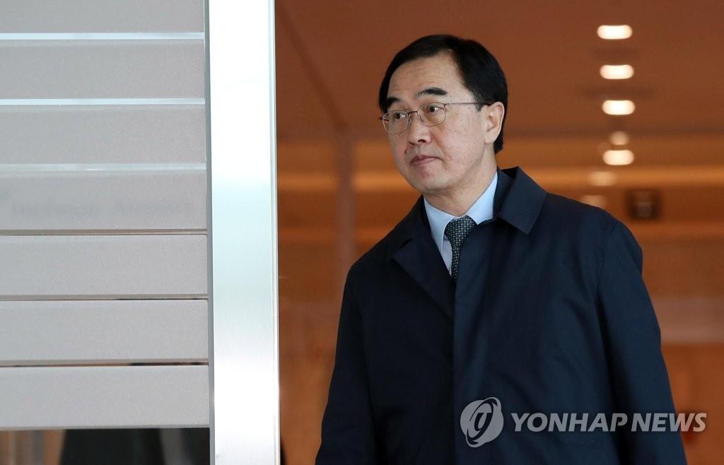 韩统一部长官:朝鲜对半岛变化满怀期待