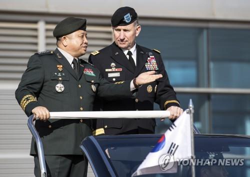 韩美启动战权移交评估机制