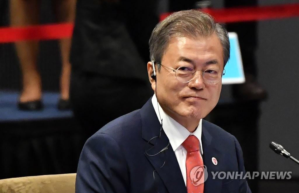 详讯:文在寅或邀金正恩出席韩-东盟特别峰会