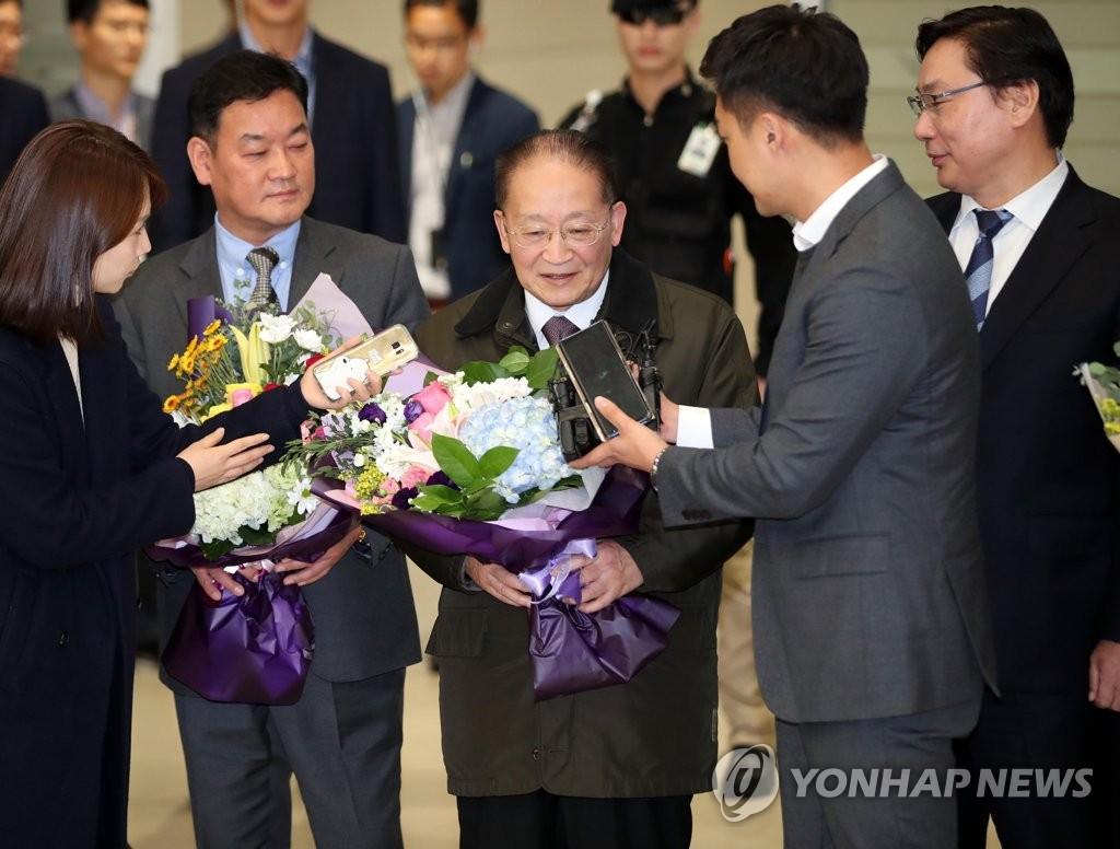 朝鲜亚太委副委员长抵韩出席国际活动