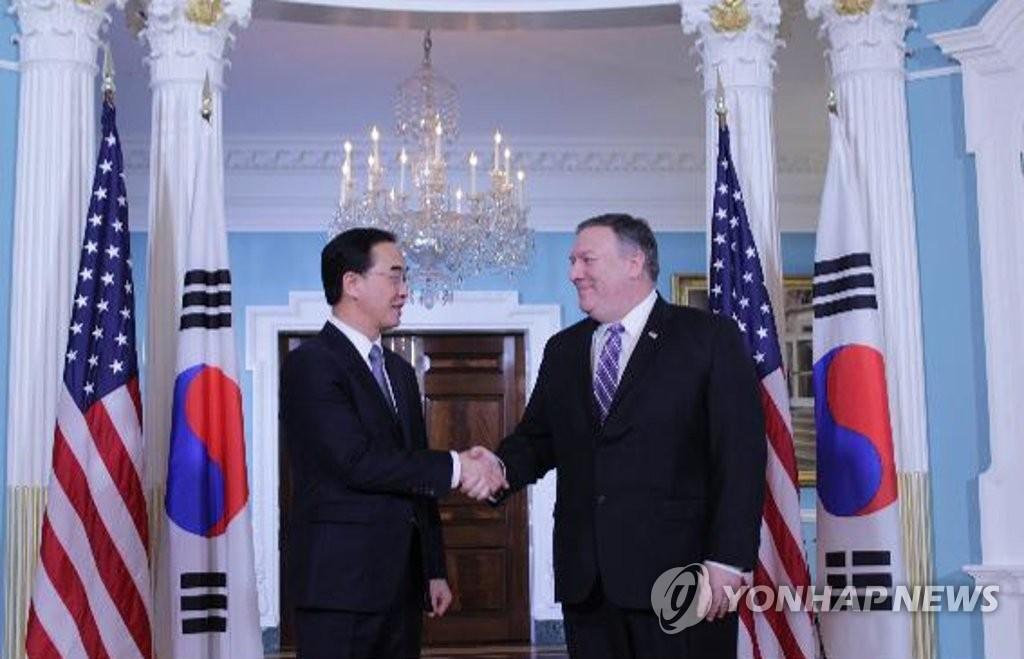 美国务卿:无核化谈判应与韩朝关系发展并进