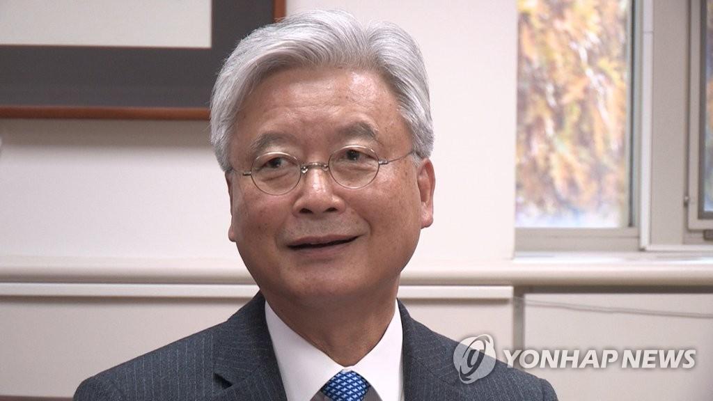 韩驻美大使:盼朝美尽早开会筹备第二次金特会