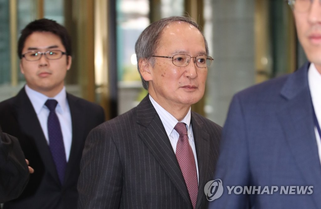 韩外交部召见日本大使抗议日方经济报复措施