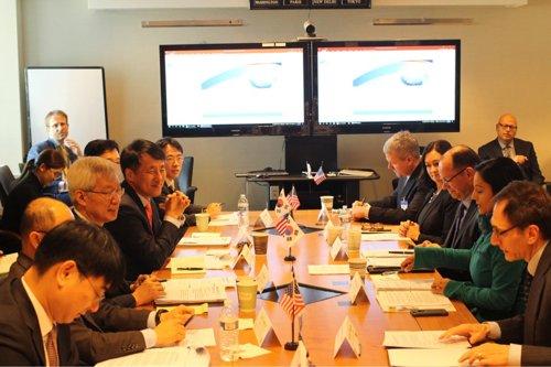 韩美高级别经济协调机制会议明在首尔举行