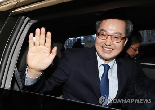 韩国经济副总理卸任