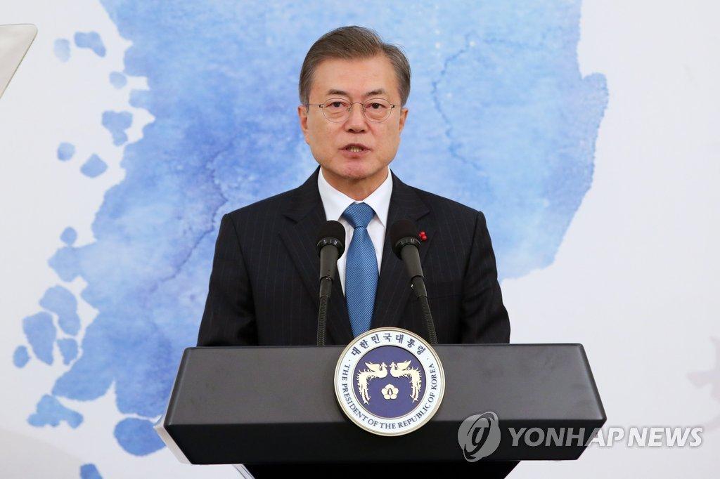 文在寅:韩国应在半岛问题上发挥主导作用