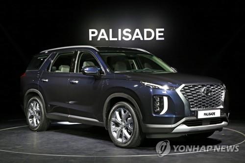 韩国1-7月整车出口创4年来新高