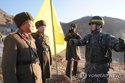 韩开国安会讨论新设韩朝国际航线