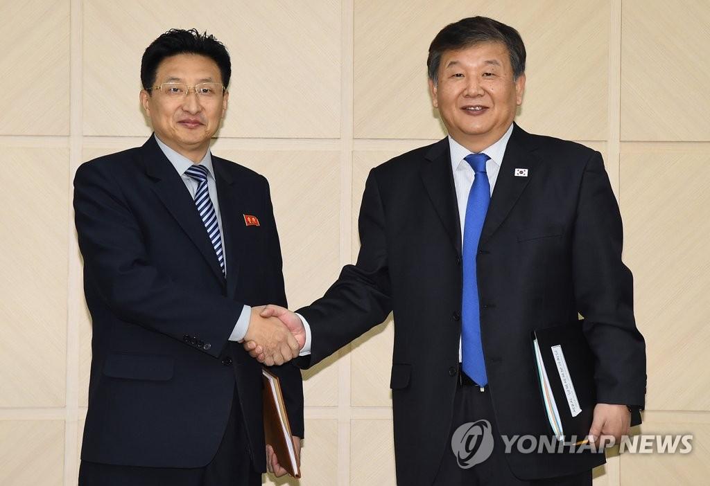 大韩体育会反映朝方意见加快推进联队参奥事宜