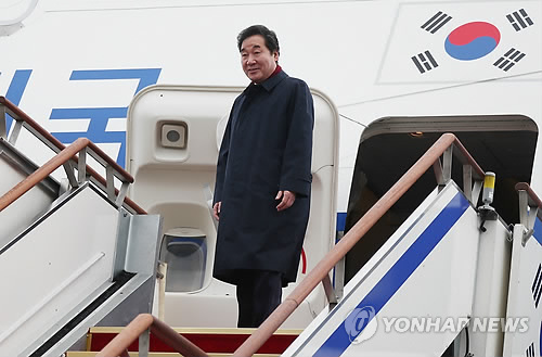 韩总理飞赴阿尔及利亚开启北非之旅