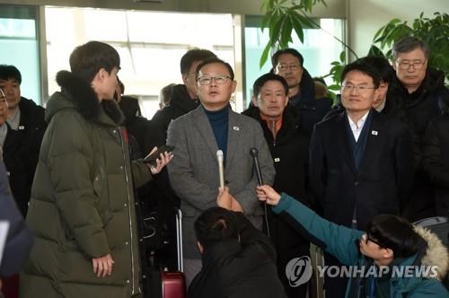 韩朝铁路联合考察结果:东海线轨道状态不佳