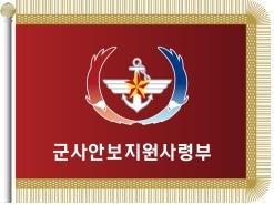 韩军新情报机构麾下部队军旗