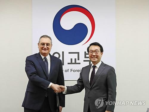 朝核六方会谈韩俄团长下月在俄会晤