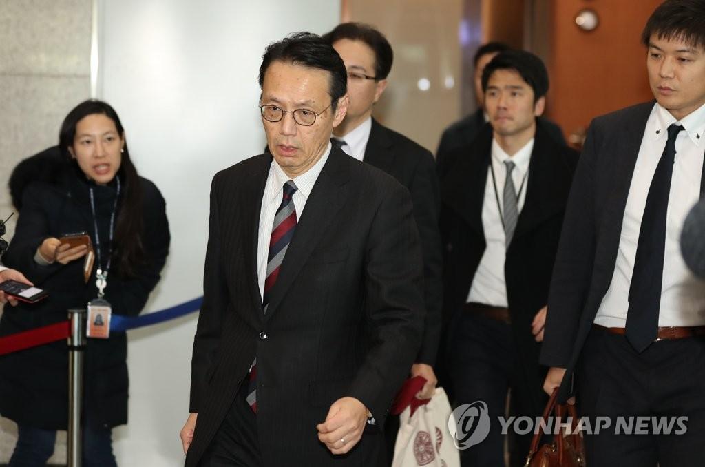 韩外交部就日方炒作雷达瞄准表遗憾