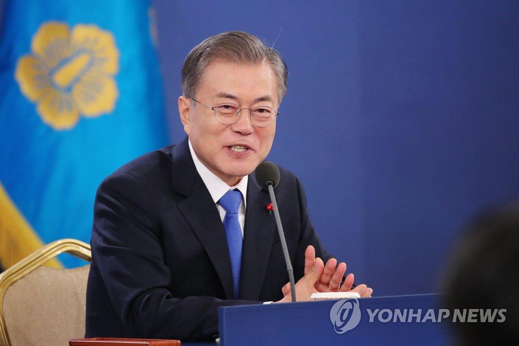 文在寅:朝鲜应更果断采取无核化措施