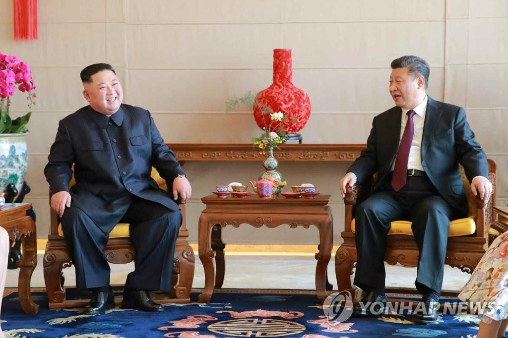消息:朝中领导人或年内互访