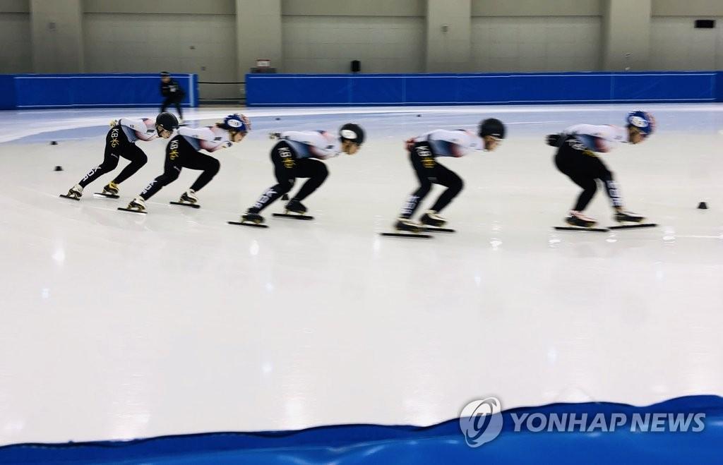 首尔短道速滑世锦赛因疫情被取消