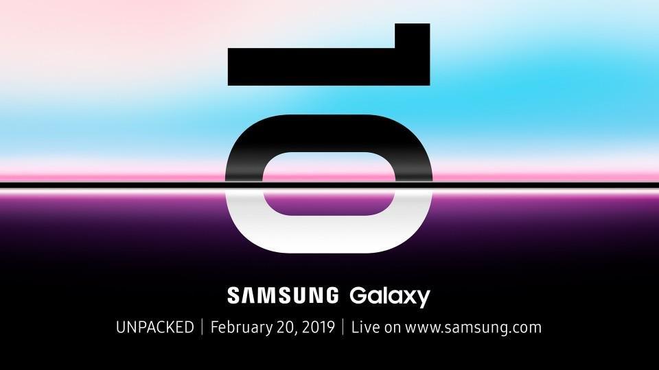 三星2月在美公开Galaxy S10