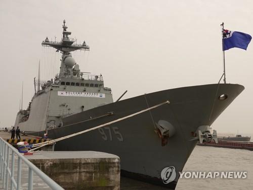 韩国推进与中日两国举行防长会谈