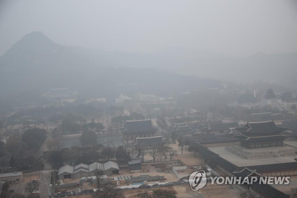 韩专家:雾霾主因来自境外 冬季高发无关煤电