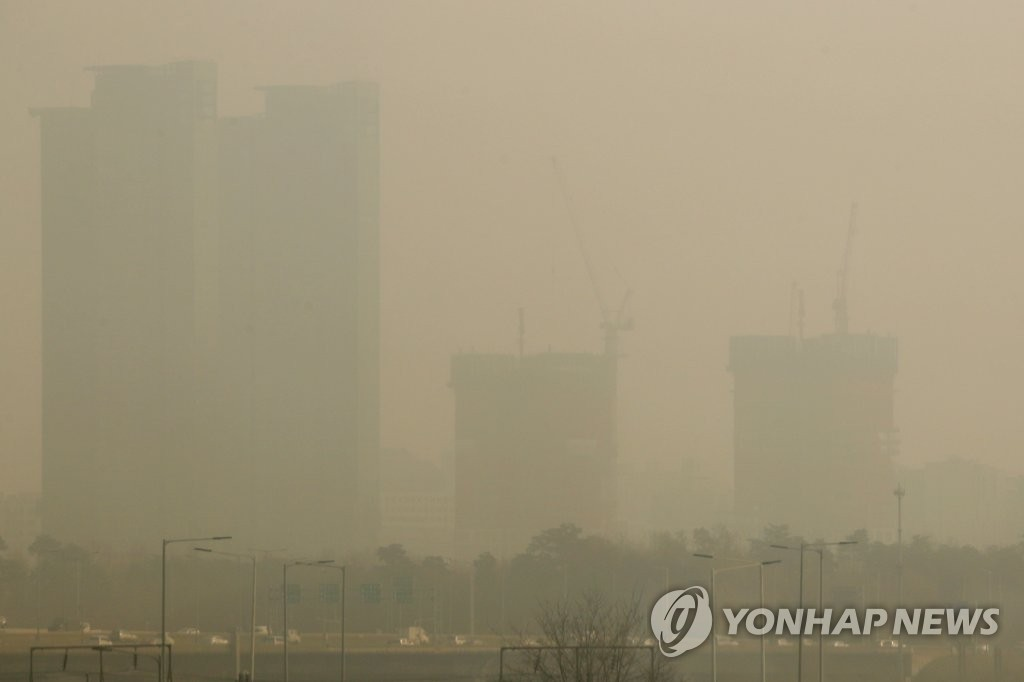 韩国明起实施治霾特别法