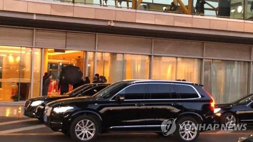 详讯:朝鲜高官金英哲离京赴美