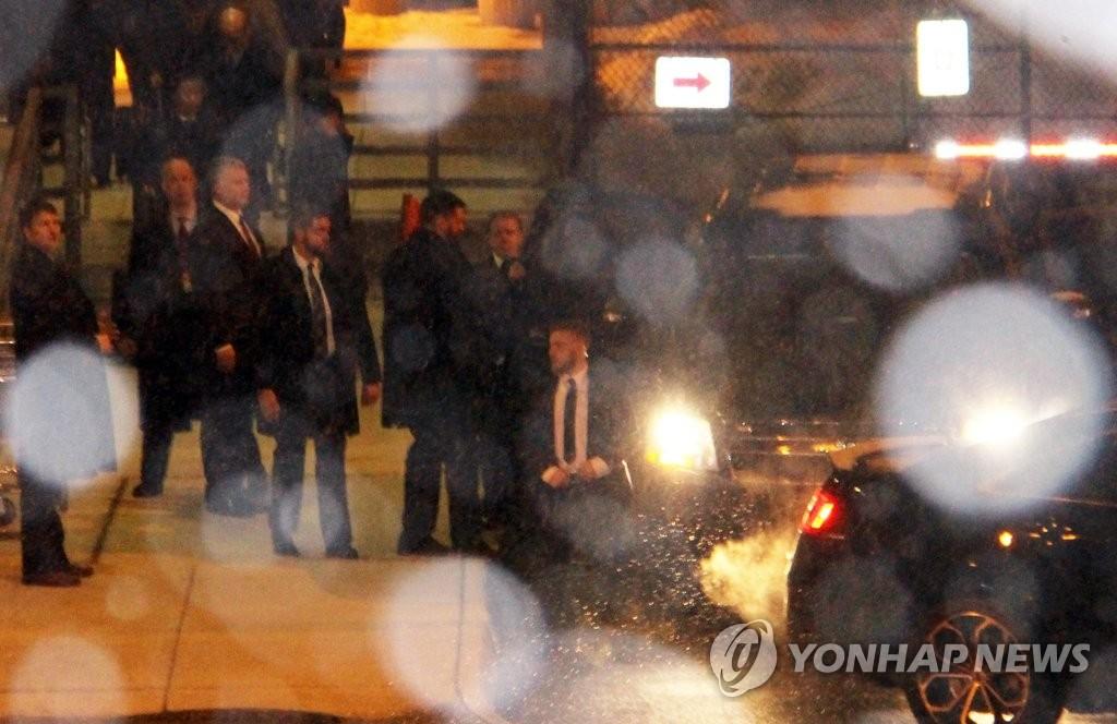 朝鲜高官金英哲访美享高规格礼宾待遇