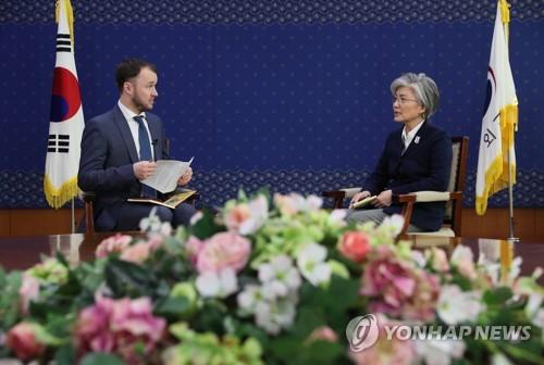 韩外长:无核化措施不分孰先孰后