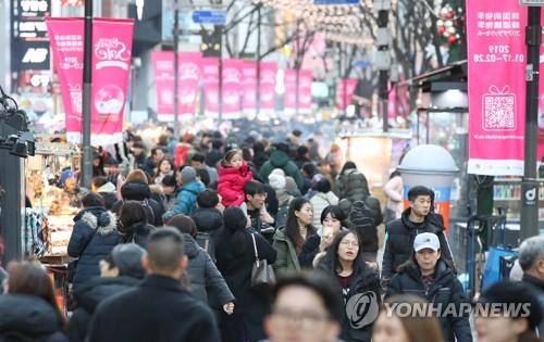 韩国购物季火热来袭
