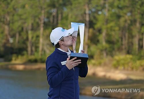 韩球手池恩熹获LPGA揭幕战冠军