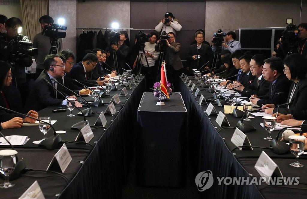 韩中环境会议:中方请求韩方共享治霾经验
