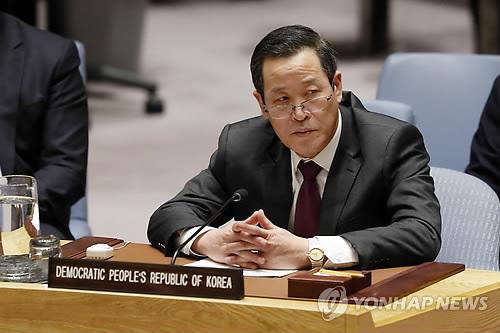 消息:朝鲜驻外高官回国或谈朝美谈判战略