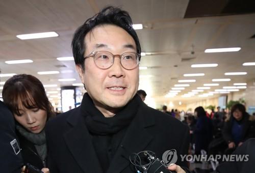韩对朝代表启程赴河内