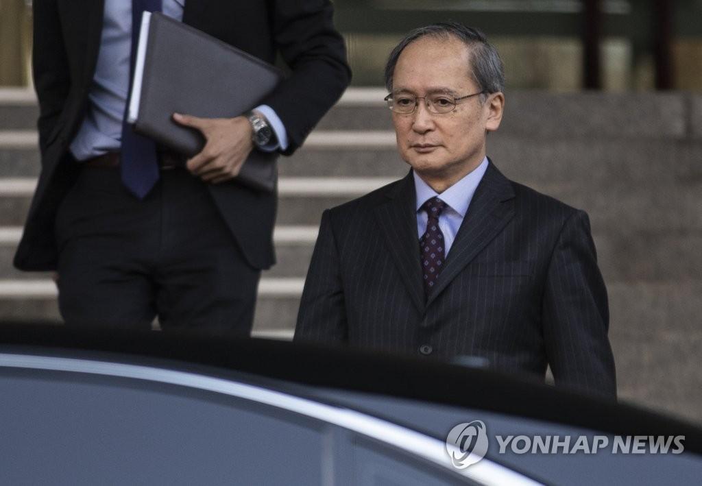 韩副外长会日本大使沟通敏感问题