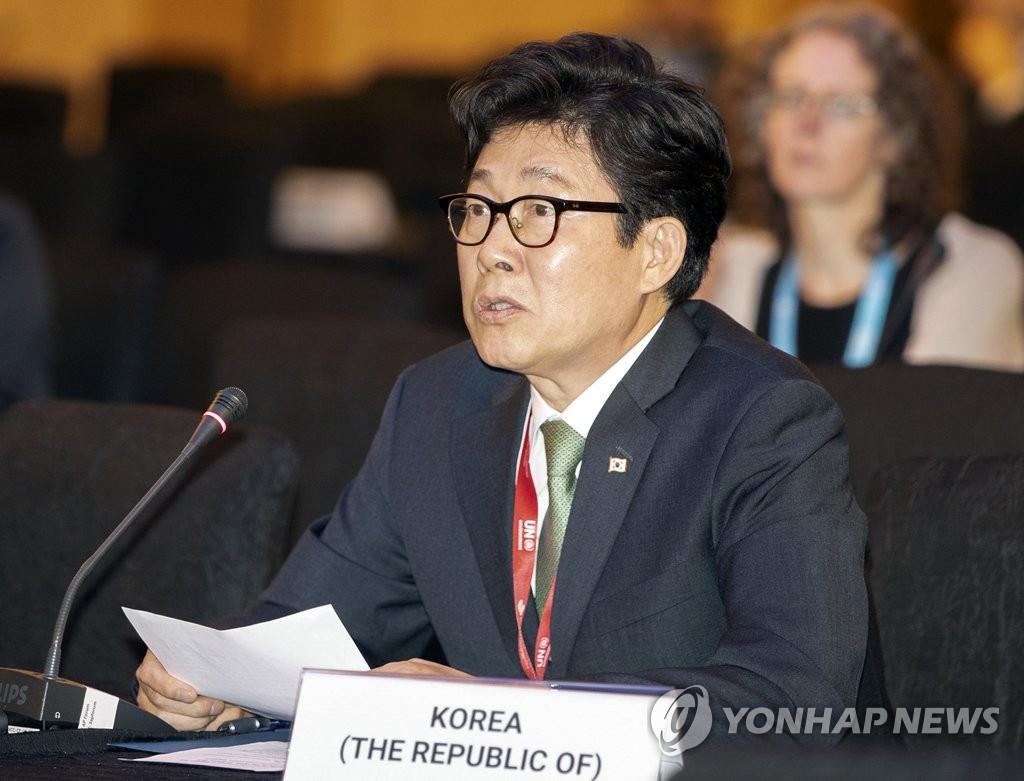 韩国明年将办第四届亚太环境部长论坛