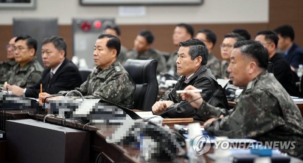 韩防长下令依法依规强力反制日机威胁