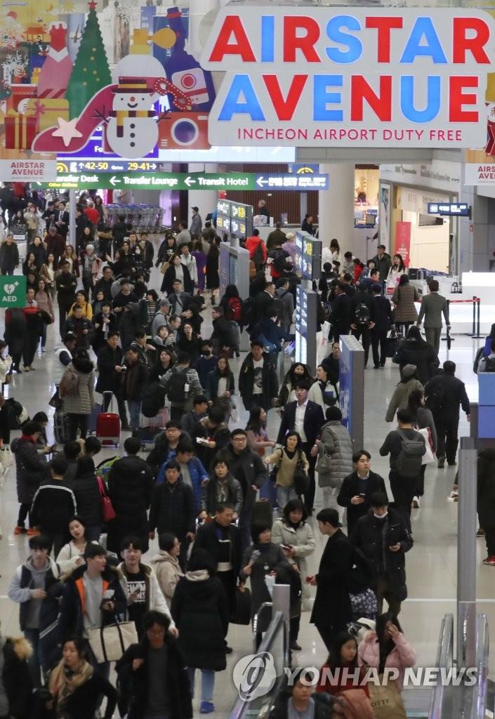 调查:韩职场人士今夏度假平均预算6000元