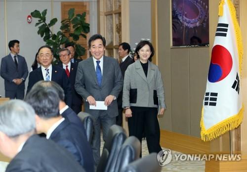 韩总理下月访华出席博鳌论坛