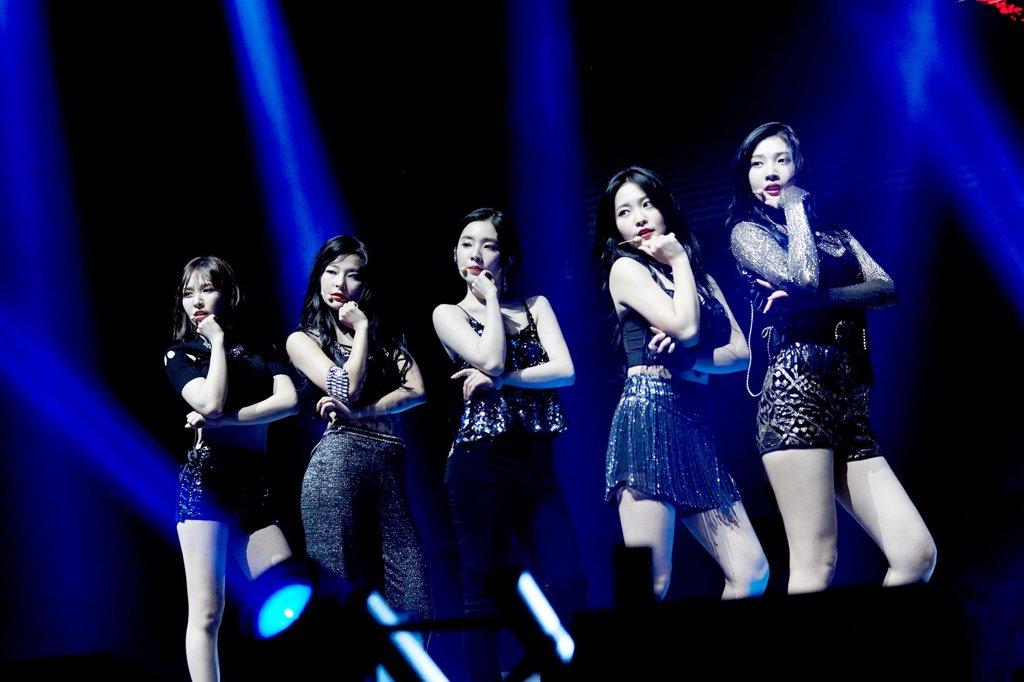 Red Velvet在美开唱